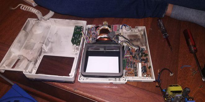تعمیر زنگ آیفون تصویری کوماکس