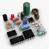 قطعات الکترونیکی در تعمیر آیفون کوماکس