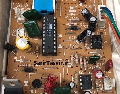 تعمیرات آیفون تصویری تابا